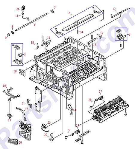 HP C3190-40048 PLOTTER BELT - NEW, SEALED BAG