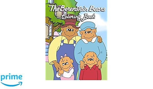 Amazon.com: The Berenstain Bears Coloring Book ...