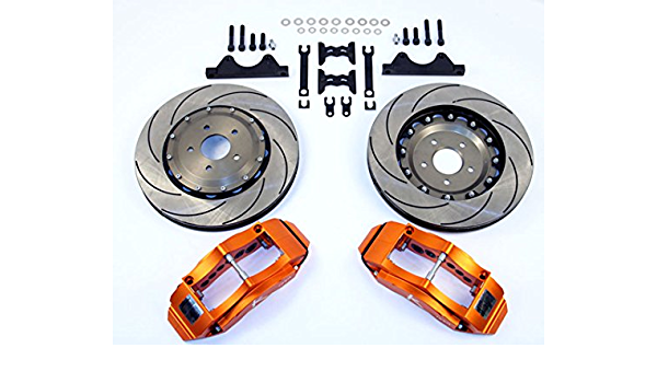 Ksport BKSA020-961SO 16 8-Piston SuperComp Front Brake Kit