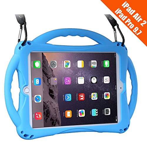 TopEsct Shockproof Silicone Tempered Protector