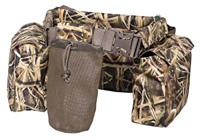 ALPS OutdoorZ 9410022 Dove Belt Pack (Rugged 600D Mossy Oak Blades Fabric)
