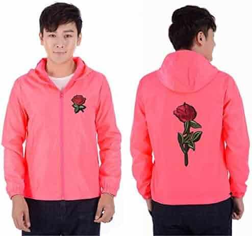 f636eb9468 Willie Marlow Jacket Windbreaker Men Women Rose College Jackets 8 Colors