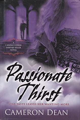 book cover of Passionate Thirst