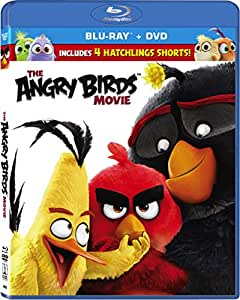 The Angry Birds Movie [Blu-ray]