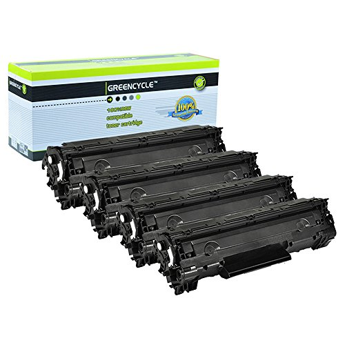 GREENCYCLE CB435A Cartridge Replacement LaserJet product image