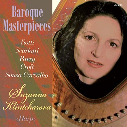 Baroque Masterpieces for Harp