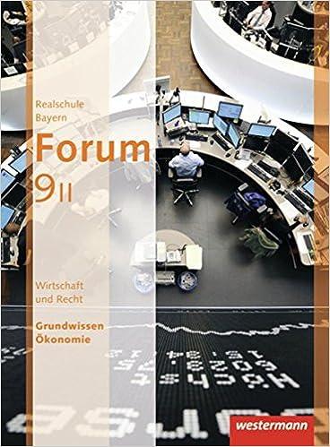 Forum 9 II – Wirtschaft und Recht