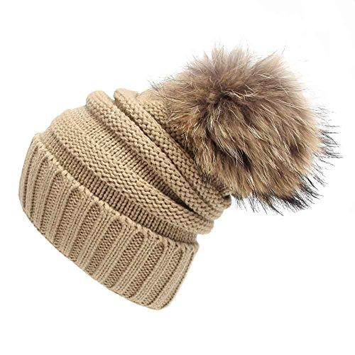 - CHIDY Unisex Slouchy Knitting Beanie Hip Hop Cap Warm Winter Ski Hat Woman Men Cap