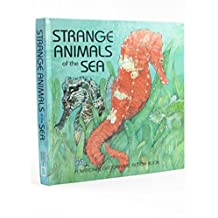 Pop-Up: Strange Animals of the Sea