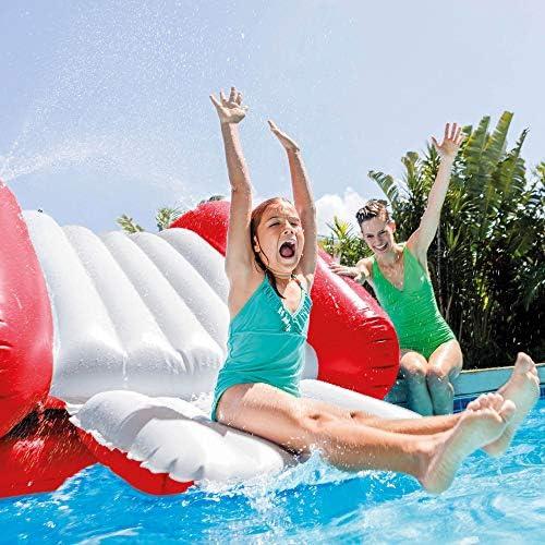 Intex Kool Splash Kids Inflatable Swimming Pool Water Slide Accessory 58849EP