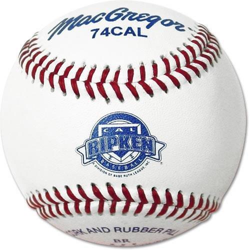 MacGregor 74 Cal Ripken Baseball (One Dozen)