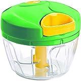 Prestige 3.0 Plastic Veggie Cutter, Green, 350 ml