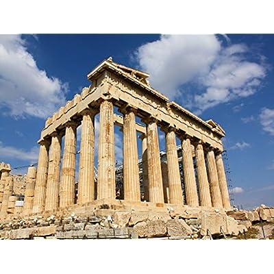 Lais Puzzle Acropoli Pathenon Atene 500 Pezzi