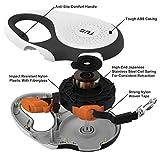TUG Patented 360° Tangle-Free, Heavy Duty