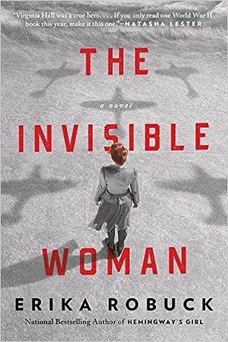 Amazon.com: The Invisible Woman (9780593102145): Robuck, Erika: Books