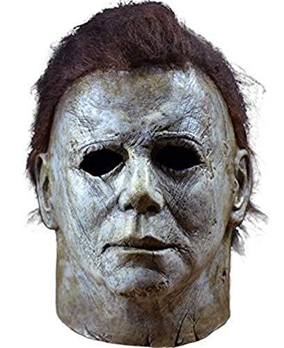 Trick or Treat 2018 Halloween Michael Myers Mask-Standard]()