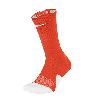 52a5498451b Amazon.com  Nike Elite Crew 1.5 Team Basketball Socks Small (Women ...