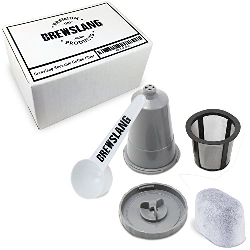 Brewslang My K-Cup Reusable Coffee Filter
