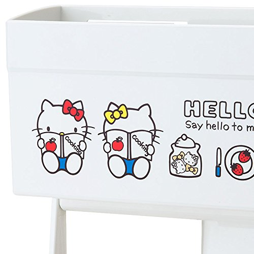 Sanrio Hello Kitty magnet with kitchen paper holder From Japan New