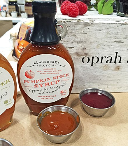 Pumpkin Spice Syrup 3 Ingredients Blackberry Patch 8 Oz