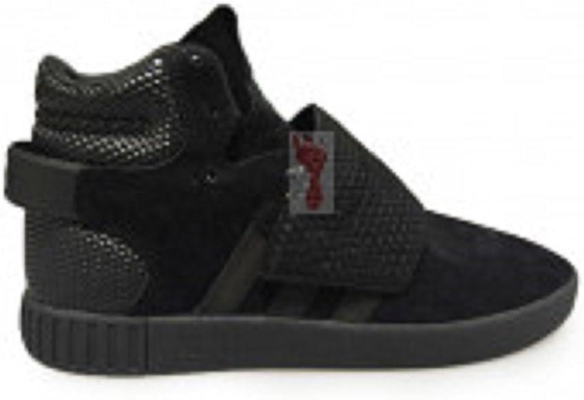 valigia affidabilità Frase  adidas Mens Tubular Invader Strap-UK 9   EUR 43 1/3  US 9.5 Black:  Amazon.co.uk: Shoes & Bags