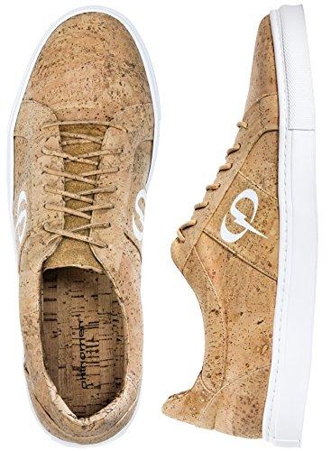 PHINOMEN PHILING CORK Sneaker Nature White