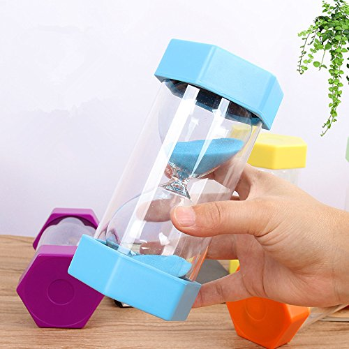 Lonnom 60 Min Sand Timers Teacher Created Resources Security Hourglass for  Toddlers, Teens