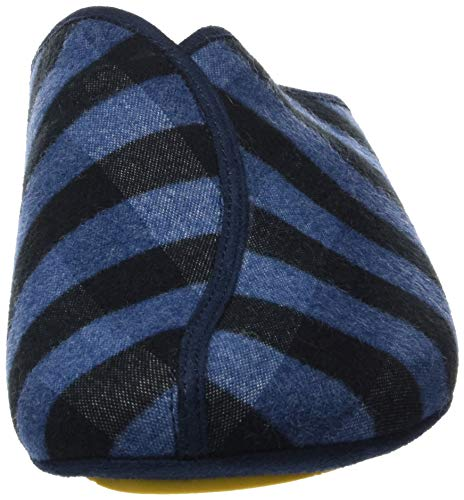 Wash Azul Pantoffeln 002 Blau Herren Nordikas 7ngFpq4x