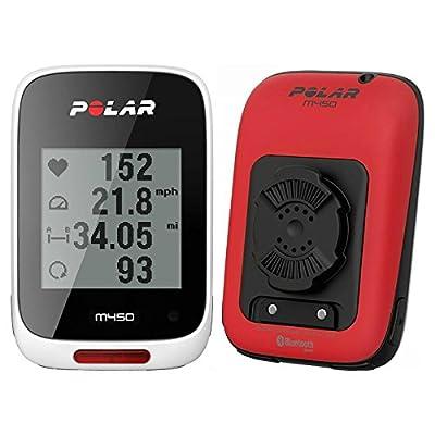 Polar M450 Special Edition + HR Sensor Red Pulsometer 2016