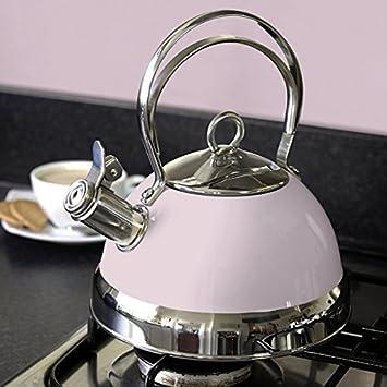 Amazon.de: Mit Rosa Rosen Design Candy Wasserkocher Im Ofen