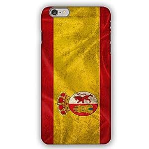 Spain Spanish Flag iPhone 6 Plus Armor Phone Case