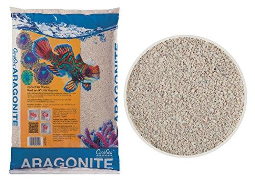 Carib Sea ACS00932 Aragamax Select Sand for Aquarium, 30-Pound (Sand Aragamax)