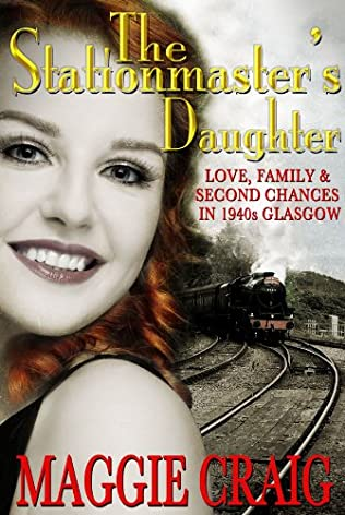 book cover of The Stationmaster\'s Daughter
