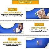 20 Pack TPU Repair Patch Self Adhesive Pool Patch