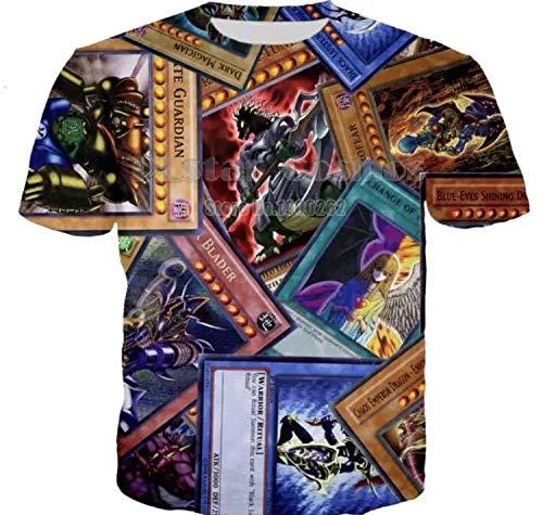遊戯王カード Tシャツ Lサイズ タイラントネプチューンセンターバージョン