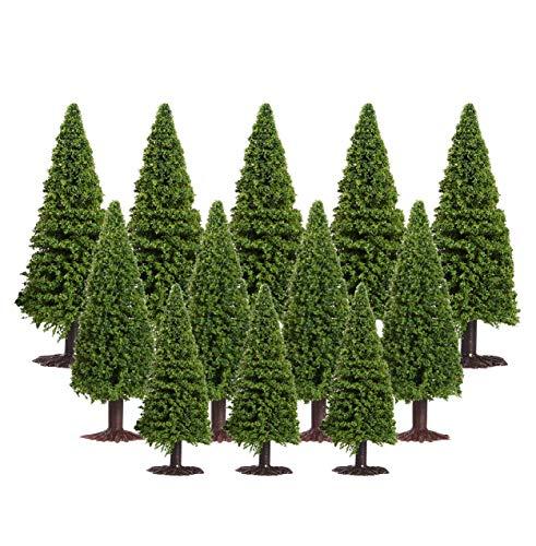 Buy evergreen plastic trees