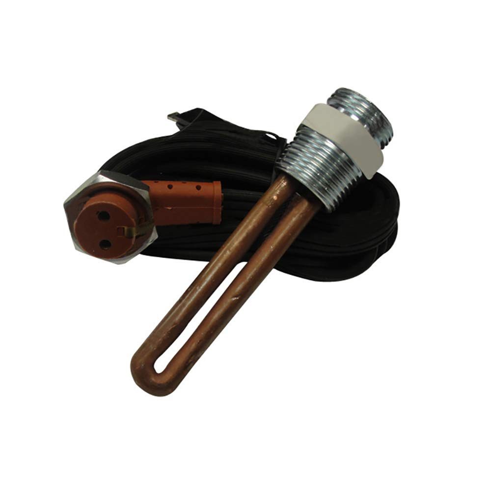 Engine Block Heater for Caterpillar 3304 3306 Engines 3/4' NPT 1000 Watt Aftermarket Caterpillar