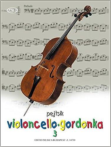 Lire en ligne Violoncello-Method 3 - Pejtsik epub pdf