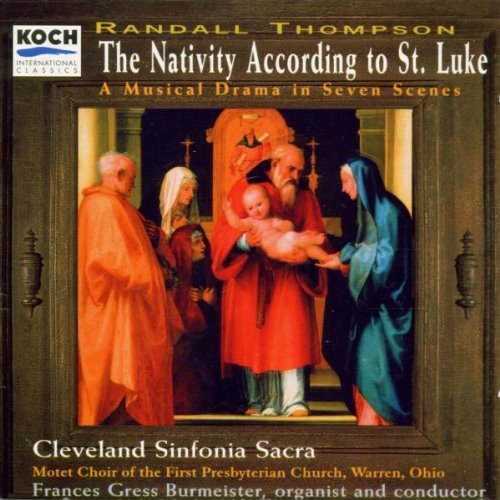 Nativity According to St. Luke                                                                                                                                                                                                                                                    <span class=