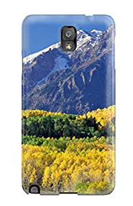 Paula S Roper Case Cover For Galaxy Note 3 - Retailer Packaging Nice Lush Mountains Protective Case