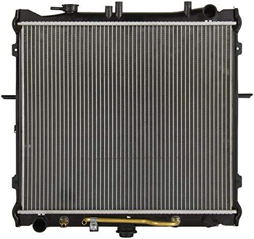 (Spectra Premium CU2057 Complete Radiator)