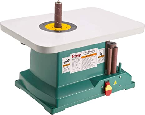 Grizzly G0538 Oscillating Spindle Sander