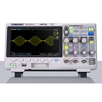 Super Phosphor Oscilloscope SIGLENT SDS1102X+