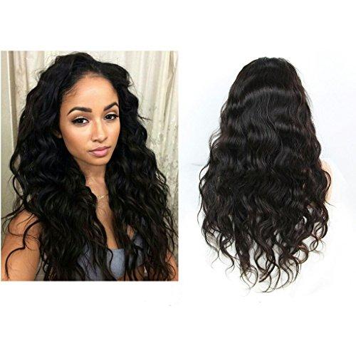 Echo Beauty Brazilian Virgin Hair Human Hair Lace Human Hair Wigs For Black Women Brazilian Body Wave Lace Front Wig Glueless Lace Wigs 24inch