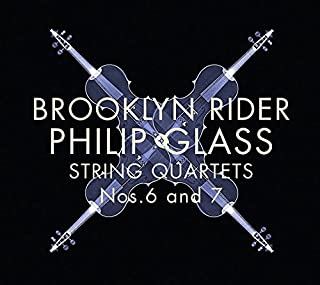 Book Cover: Glass: String Quartets Nos.6 & 7