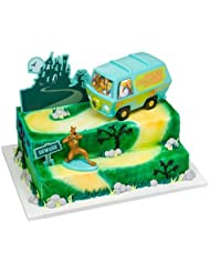 Scooby-Doo! Mystery Machine Signature Cake Decorating Kit