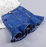 TreeMart Girls Denim Skirts Summer Style s