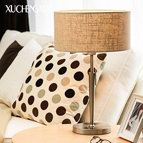 SAEJJ-Tabelle Lampen Nachttisch Schlafzimmer im minimalistischen modernen nordischen Hochzeit Mode kreativ Wohnzimmer warm und dekorative Tischleuchte , ????