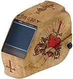 Jackson Safety TrueSight II Digital Auto Darkenting Welding Helmet with Balder Technology (29371), W70 HLX ADF, Black