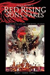 Pierce Brown's Red Rising: Sons of Ares – An Original Graphic Novel Hardcover